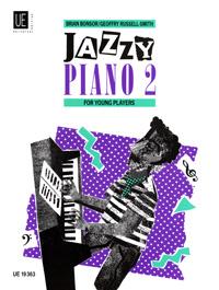 Jazzy piano image